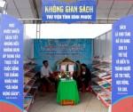 Thư viện Bình Phước tham gia Liên hoan Văn hóa, Thể thao các dân tộc thiểu số tỉnh Bình Phước lần thứ V năm 2017