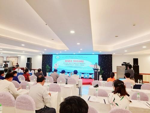 Liên hiệp Thư viện Khu vực miền Đông Nam Bộ và cực Nam Trung Bộ tổ chức Hội nghị tổng kết hoạt động nhiệm kỳ 2018-2020 và xây dựng phương hướng, nhiệm vụ nhiệm kỳ 2020 - 2022